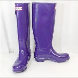 Hunter Rain Boots ☔️